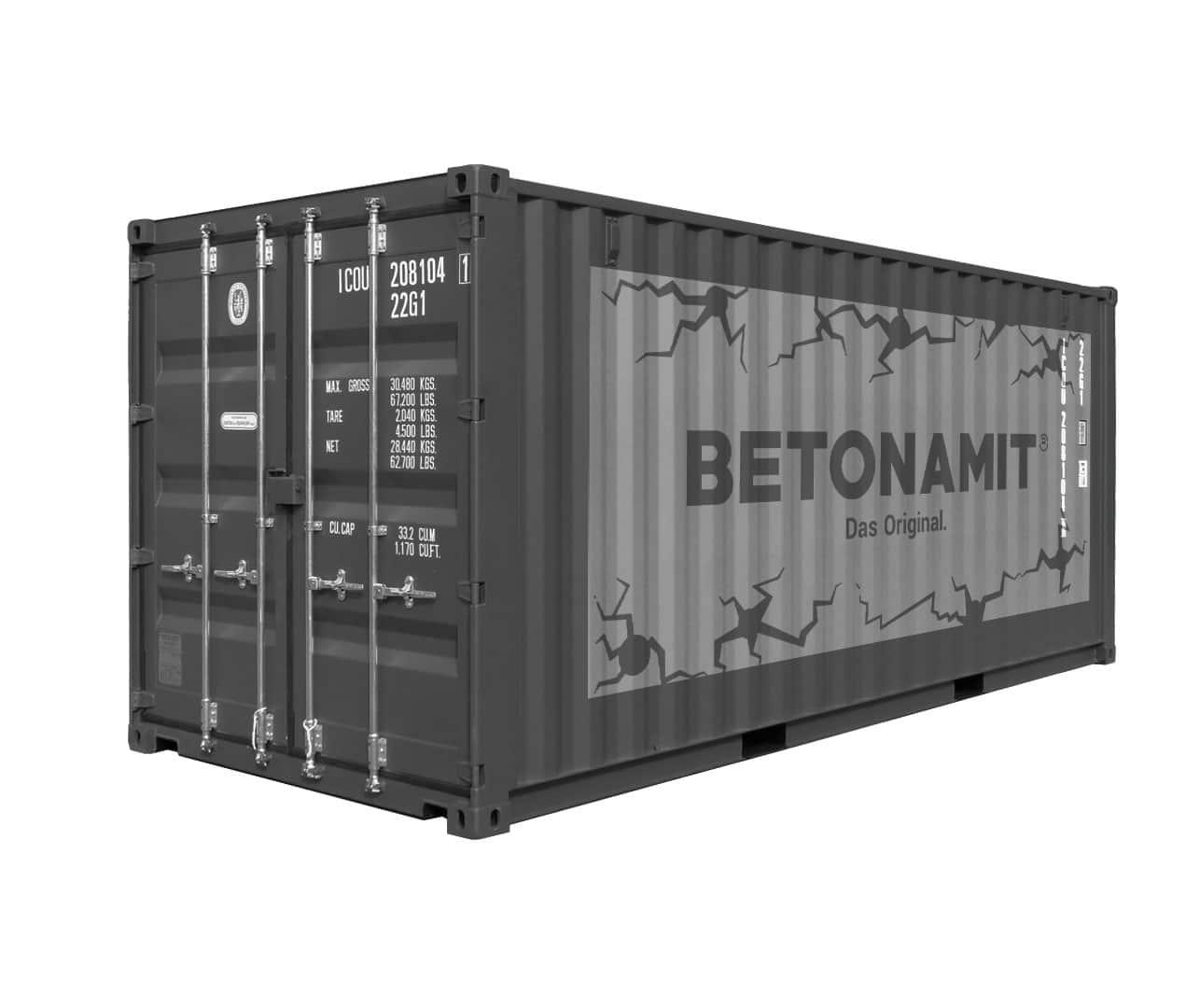 betonamit Container