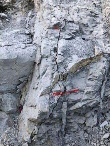 BETONAMIT - Fels abtrennen ohne großem Gerät