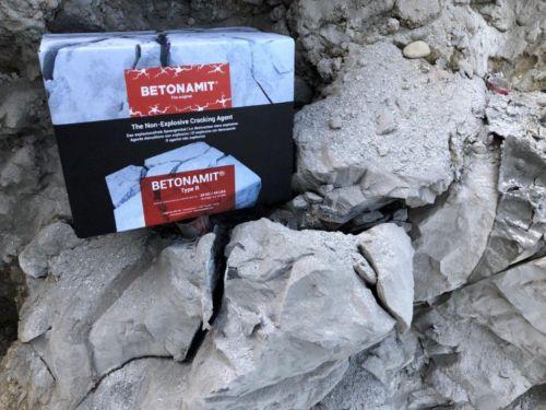 BETONAMIT - Felsabbau 033